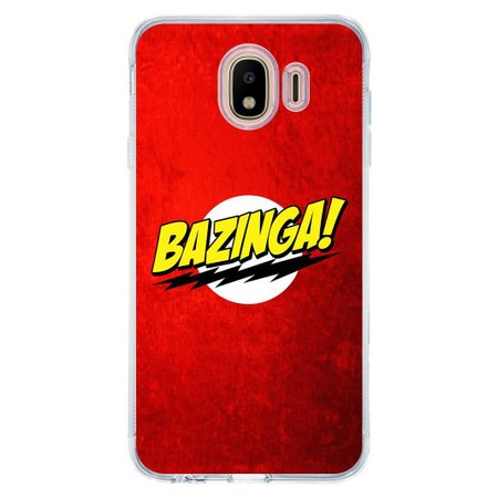 Capa Personalizada para Samsung Galaxy J4 J400M The Big Band Theory - TV97