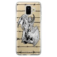 Capa Personalizada Samsung Galaxy A6 A600 Prison Break - TV93