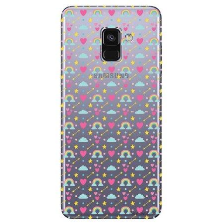 Capa Personalizada para Samsung Galaxy A8 2018 Plus - Love - TP244