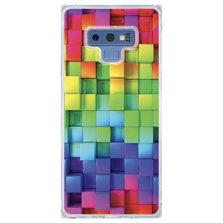 Capa Personalizada Samsung Galaxy Note 9 Geométricas - GM06