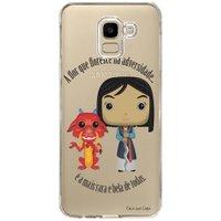 Capa Personalizada Samsung Galaxy J6 J600 Princesa Mulan - TP131