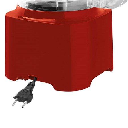 Liquidificador Arno Power Max 15 Velocidades 1000W  Vermelho
