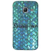 Capa Personalizada para Samsung Galaxy J1 NXT - Sereia - TP303