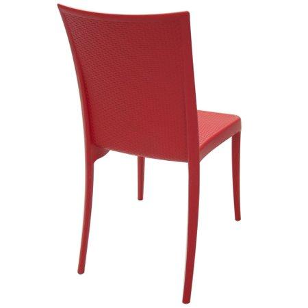 Cadeira Tramontina Vermelha 92032/040