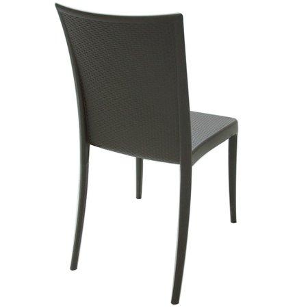 Cadeira Tramontina Marrom 92032/109