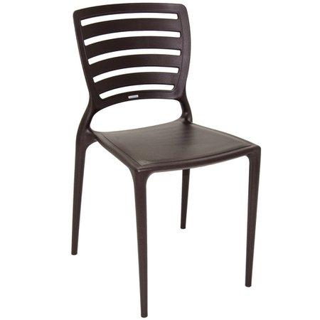 Cadeira Tramontina Marrom 92237/109