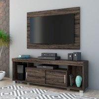 Rack Bancada com Painel Para TVs até 50 Pol. Pierre - Madetec