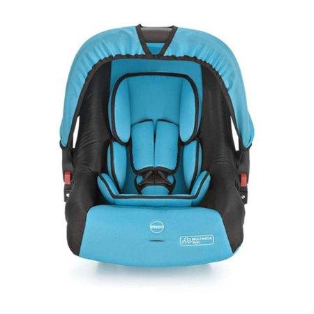 Carrinho com Bebê Conforto Travel System Flip Azul - Multikids