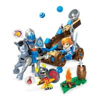 Mega Construx World Ataque da Catapulta - Mattel