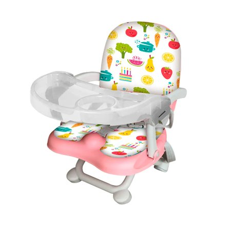 Cadeira de Alimentação Portátil Pop n Eat Frutinhas - Multikids