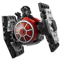 Lego Star Wars 75194  Microfighter Caça Tie Da Primeira Ordem - Lego