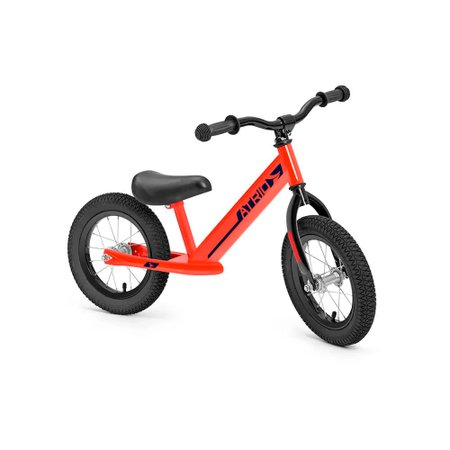 Bicicleta de Equilíbrio Infantil Vermelha - Atrio