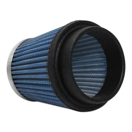 Filtro de Ar Esportivo Rs Air Filter Cônico 70mm Azul