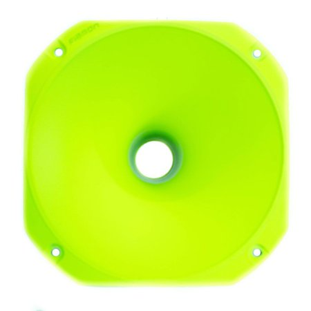 Corneta Expansor Fiamon Curta Amarelo Fluorescente
