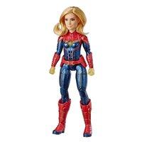 Boneca Capitã Marvel com Sons - Hasbro