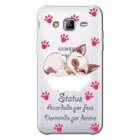 Capa Personalizada para Samsung Galaxy J5 J500 - TP113