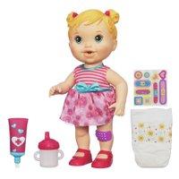 Boneca Baby Alive Machucadinho Loira - Hasbro