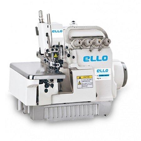Overloque Industrial Ponto Conjugado 2 Agulhas, 4 Fios, 6500ppm EL-7000BDI-4-M2-24