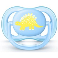 Chupeta Ultra Air 0-6 Meses Dino - Philips Avent