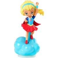 Boneca DC Super Hero Girls Vinil Supergirl - Mattel