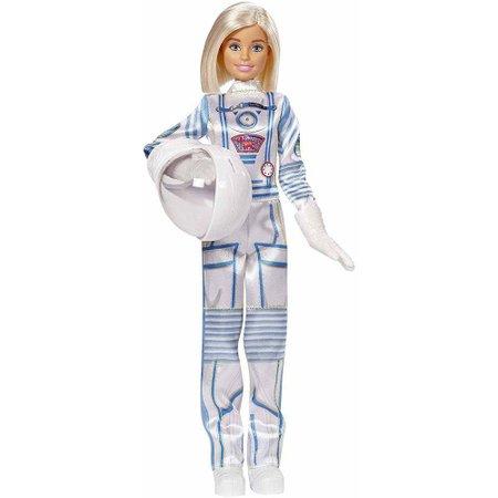 Barbie Profissões Aniversário 60 Anos Astronauta - Mattel