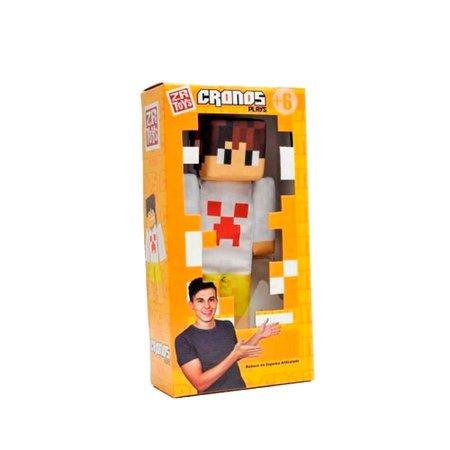 Boneco Cronos Play - ZR Toys