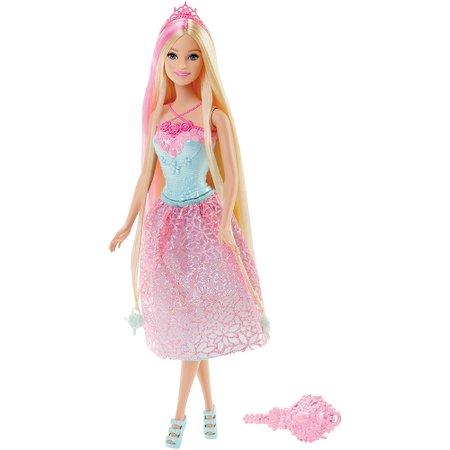 Barbie Fantasia Princesa Saia Rosa - Mattel