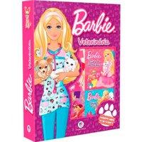 Box com 6 Livros Cartonados Barbie Veterinária - Ciranda Cultural