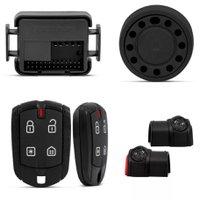 Alarme Automotivo Pósitron Cyber EX360 Universal Funções Pânico Bloqueio Progressivo