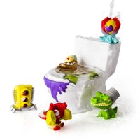 Flush Force Pack com 5 Figuras - Sunny