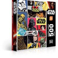 Quebra Cabeça Star Wars 500 Peças - Toyster