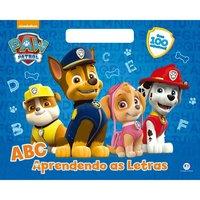 Livro Patrulha Canina ABC Aprendendo as Letras - Ciranda Cultural