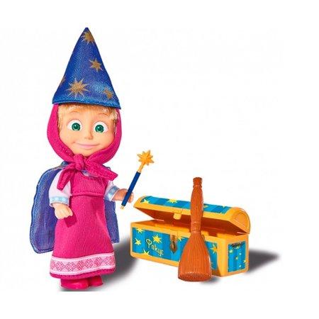 Masha e o urso Boneca Masha truques de mágica - Sunny