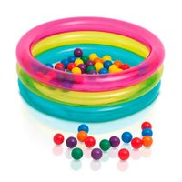 Piscina de Bolinhas Multi Color - Intex