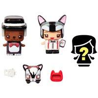 My Mini MixieQ's - Mini com Acessórios e Pet - Gravatas - Mattel