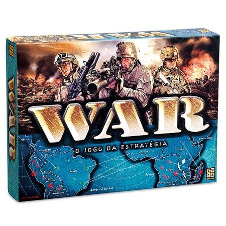 Jogo War I - Grow