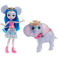 Enchantimals Boneca Ekaterina Elephant - Mattel