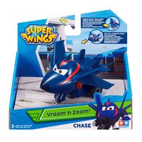 Super Wings Vroom N Zoom Chase - Fun Divirta-se