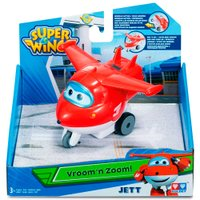 Super Wings Vroom N Zoom Flip - Fun Divirta-se
