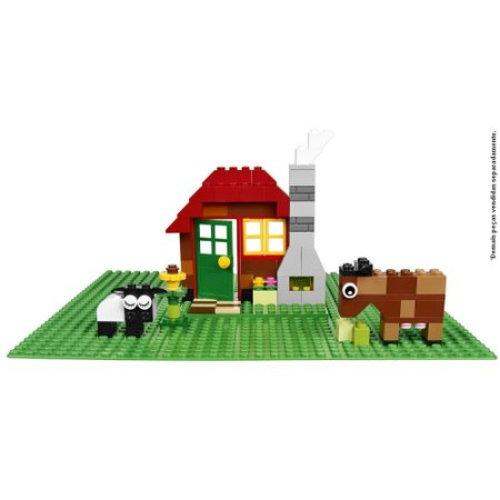LEGO Classic - Base Verde
