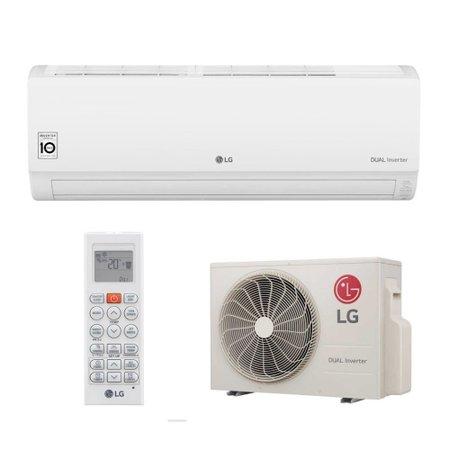Ar-Condicionado Split Inverter 12000 BTUs LG Dual Inverter Quente/Frio