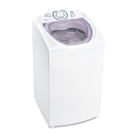 Lavadora de Roupas Electrolux Top Load Turbo Agitação 8,5kg Branca