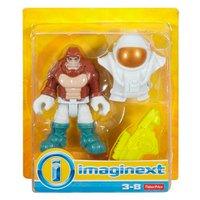 Imaginext Gorila Astronauta com Acessórios - Mattel