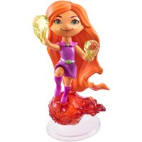Boneca DC Super Hero Girls Vinil Starfire - Mattel