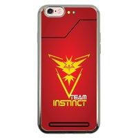 Capa Intelimix Intelislim Prata Apple iPhone 6 6s Games - GA47