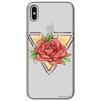 Capa Personalizada para Apple iPhone X - Mandala - TP305