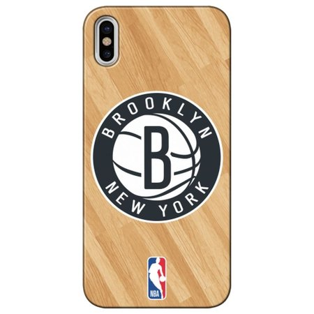 Capa para Celular - Apple iPhone X - Brooklyn Nets - B03