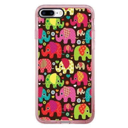 Capa Intelimix Intelislim Rosa Apple iPhone 7 Plus Pets - PE01