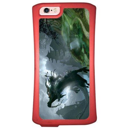Capa Intelimix Velozz Coral Apple iPhone 6 6S Games - GA39