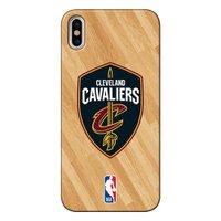 Capa para Celular - Apple iPhone X - Cleveland Cavaliers - B06